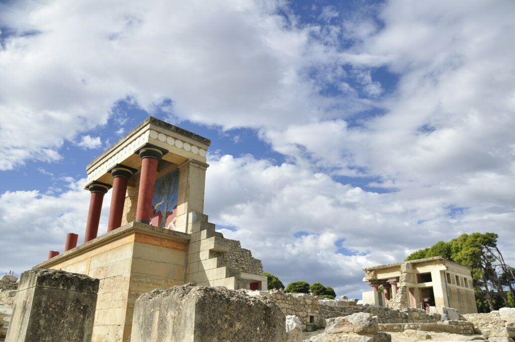 Knossos, Crete - The hub of Minoan civilization