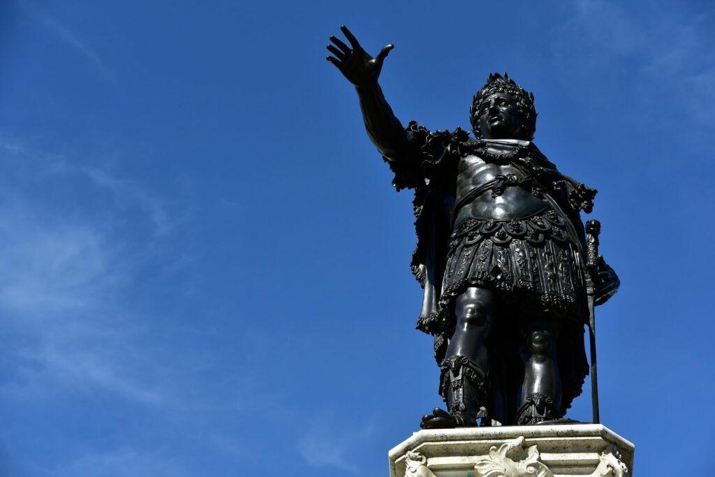 Statue of Augustus, Augsburg