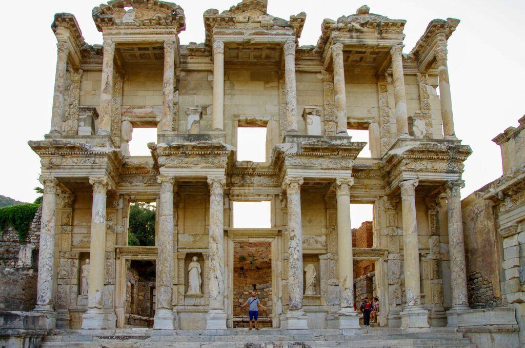 The Temple of Artemis, Ephesus