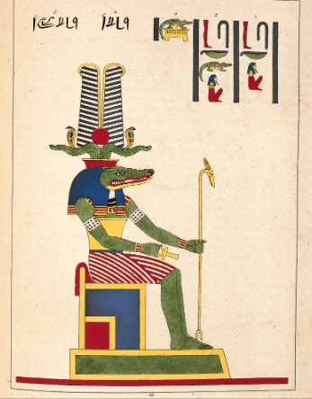 What is Sobek the God of