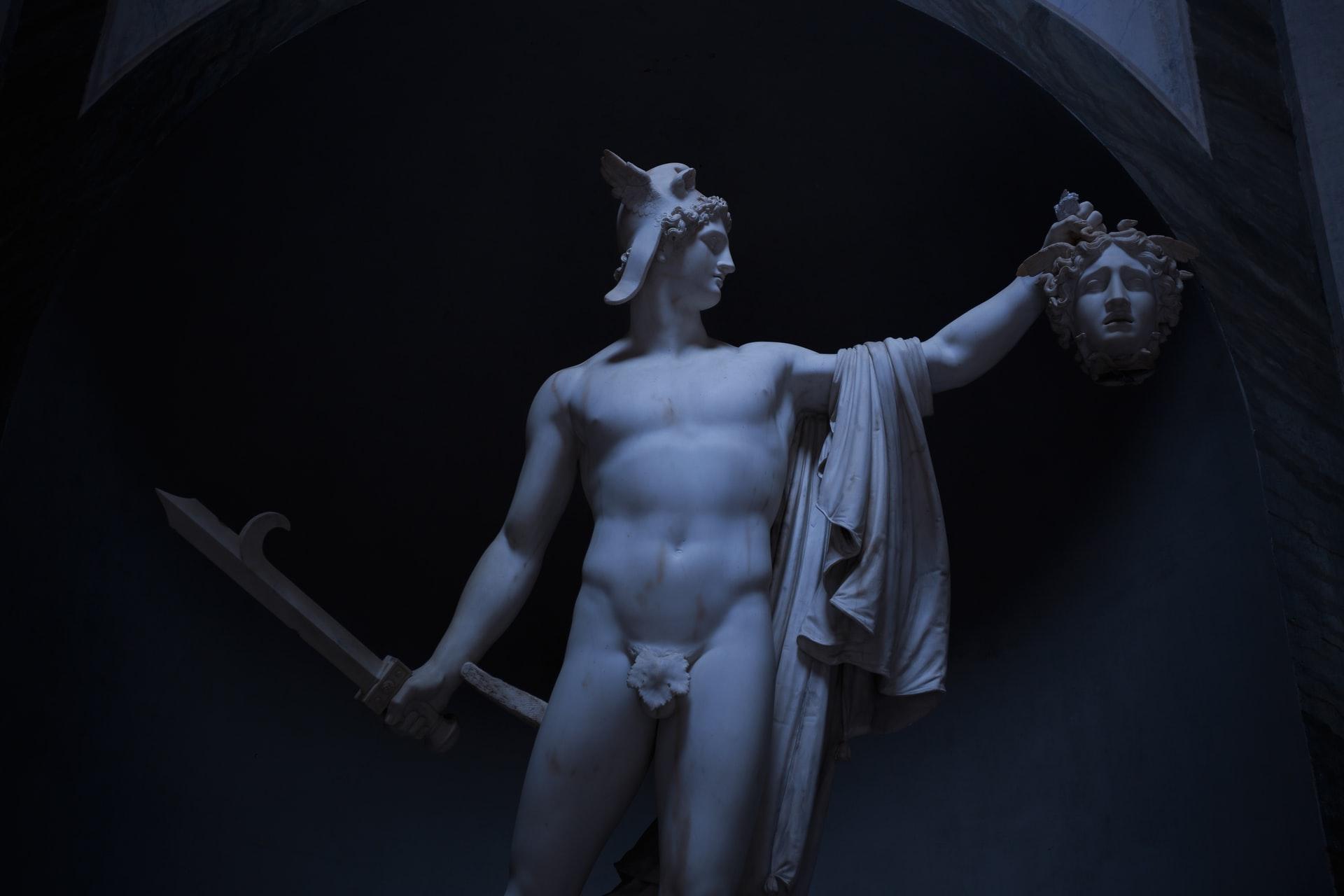 How did Perseus die