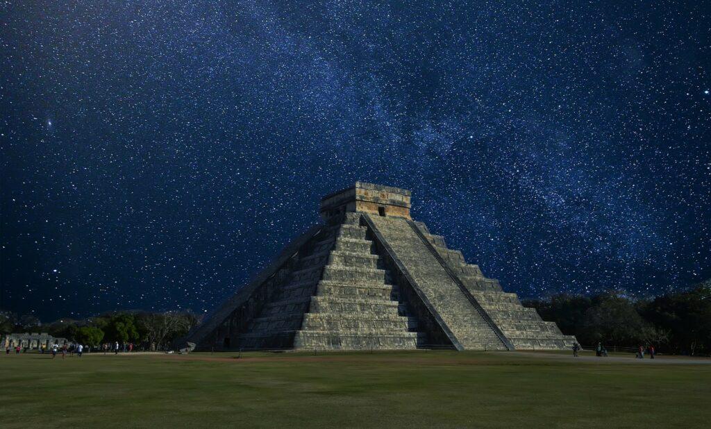 Chichen Itza - The most famous icon of Mayan civilization