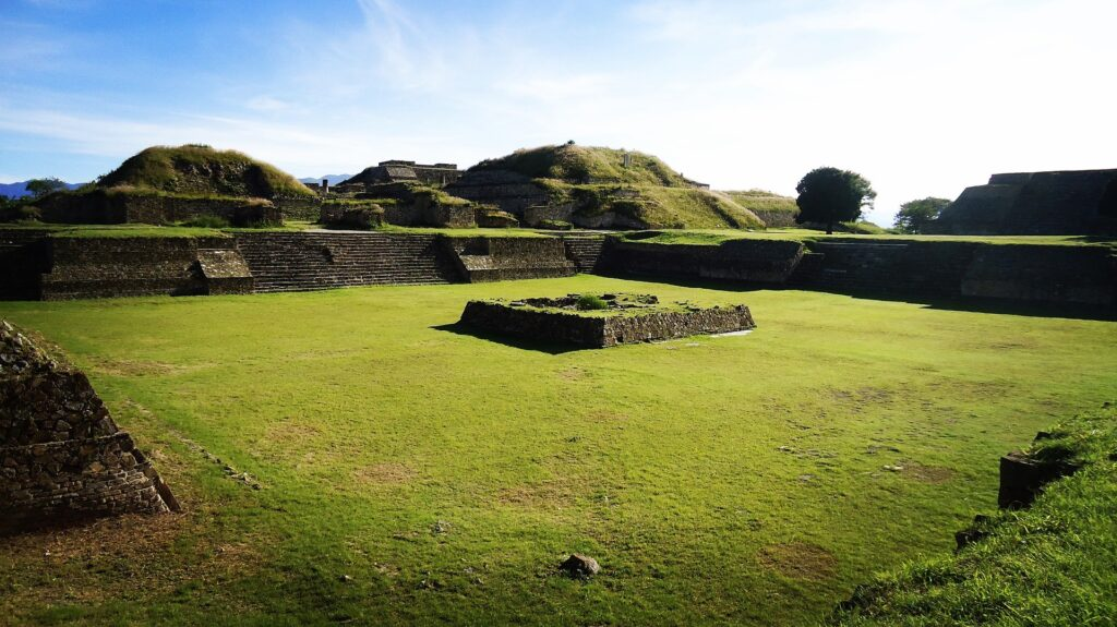 Oaxaca, Mexico - Where Camazotz originated