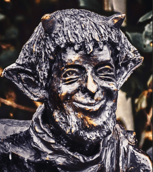 Modern Depiction of Satyrs
