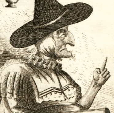 Mother Shipton was a Prophetess and a witch