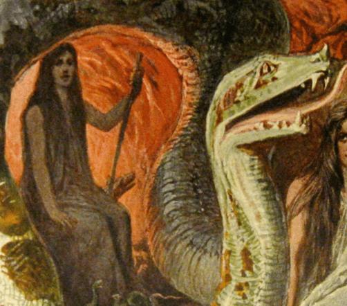 Angrboda Norse Mythology