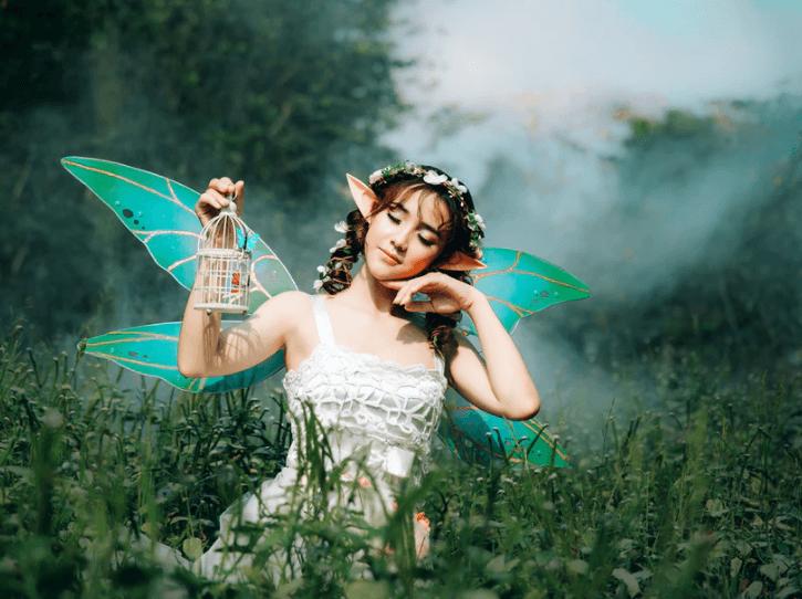 Fairies date back as far as the 13th century