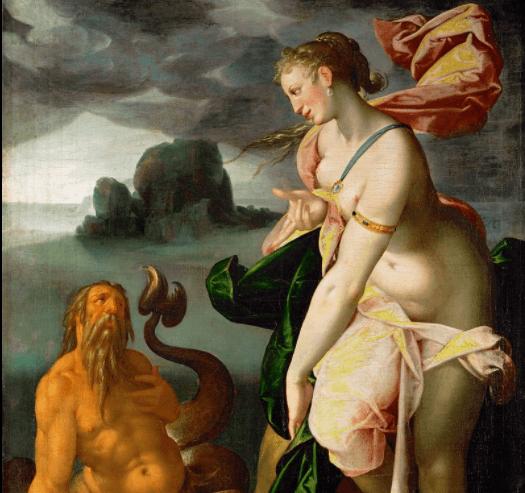 Scylla is one of many demons in Greek mythology