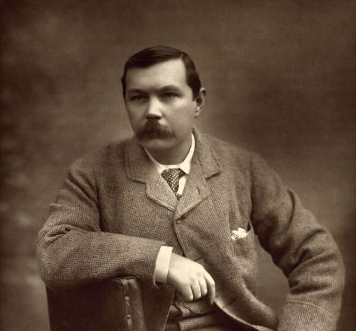 Sir Arthur Conan Doyle (1893)