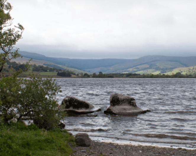 The Semerwater Myth - Yorkshire mythology