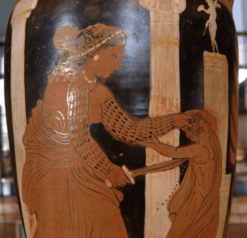 Why Did Medea Kill Her Children.