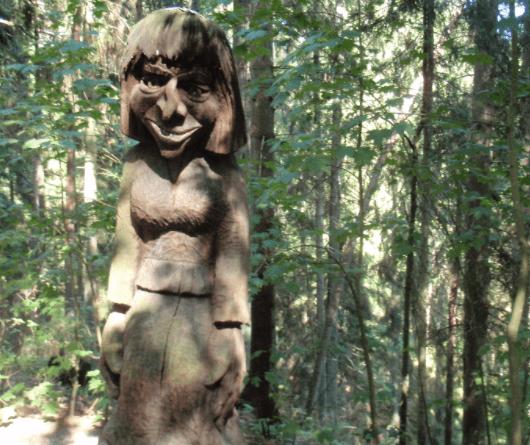 Lauma - Latvian Mythology