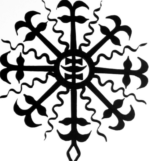 Sun Cross in Baltic Mythology